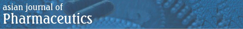 Asian Journal of Pharmaceutics (AJP): Free full text articles from Asian J Pharm